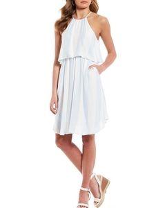 Lauren James Nassau Stripe Dress